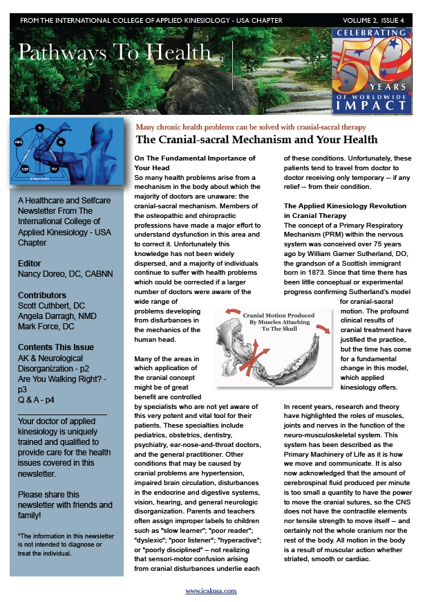 ICAK Newsletter Volume 2 Issue 4 version 2